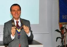 Il nuovo governatore Ferdinando Del Sante
