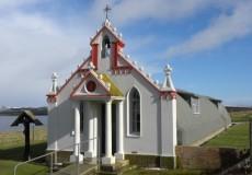 """Alberto Pizzi presenta """"Italian Chapel di Lamb Holm"""""""