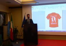 I giovani del Rotaract si presentano in una serata internazionale