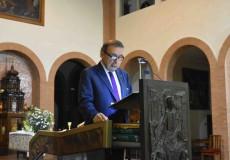 """Il Rotary Club Reggio Emilia assegna il """"Premio della Bontà"""" a Gabriele Pellegri."""