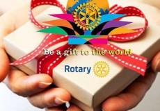 BUON COMPLEANNO ROTARY!