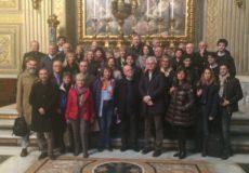 Una visita speciale alla Città del Vaticano