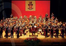 concerto della Banda Musicale dell'Arma dei Carabinieri.