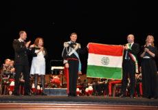 Un trionfo di emozioni il concerto della Banda Musicale dell'Arma dei Carabinieri