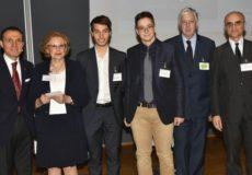 consegna del Premio Lombardini 2017/2018.