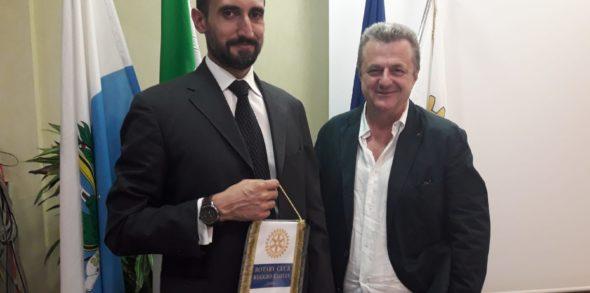Incontro con Carlo Baja Guarenti storico e Delegato FAI di Reggio Emilia 26 luglio