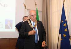 Giovanni Baldi è il nuovo presidente del Rotary Club Reggio Emilia