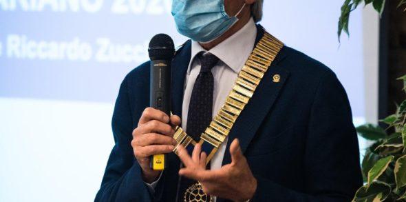 Nuovo Presidente Rotary Club Reggio Emilia